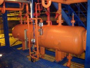 Монтаж и ремонт паровых и водогрейных котлов